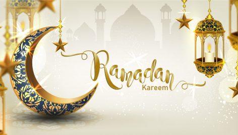طرح لایه باز ماه رمضان Ramadan kareem